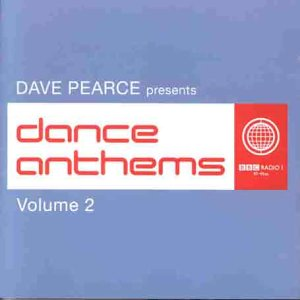 Dave Pearce presents Dance Anthems Vol. 2