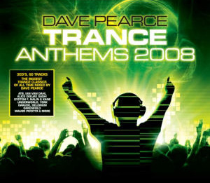 Dave Pearce Trance Anthems (2008)