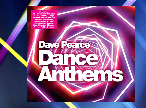 Dave Pearce Dance Anthems 2018