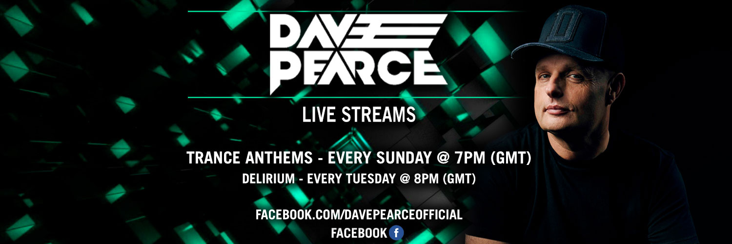 Dave Pearce Live Streams